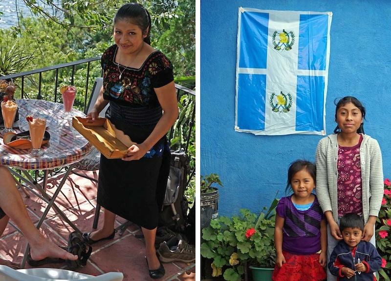 Atitlan and La Soledad L to R