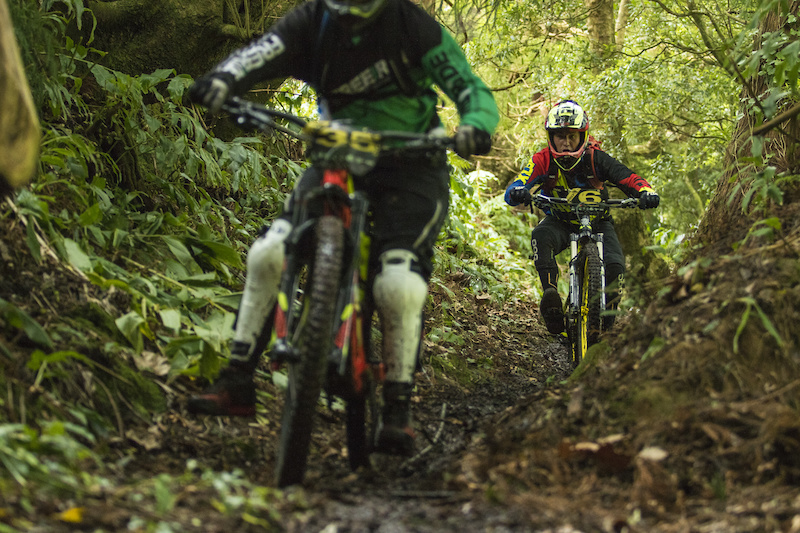 Photo report from second edition of Faial da Terra Enduro Fest. Photos from Antonio Abreu MADproductions.