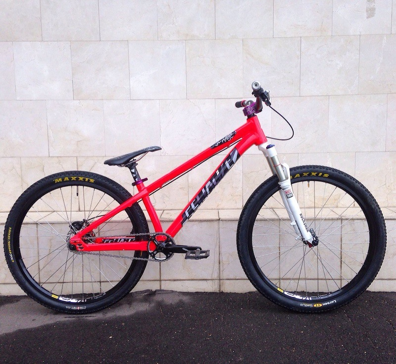 Specialized 2015 decales 2013 Sektor 110mm