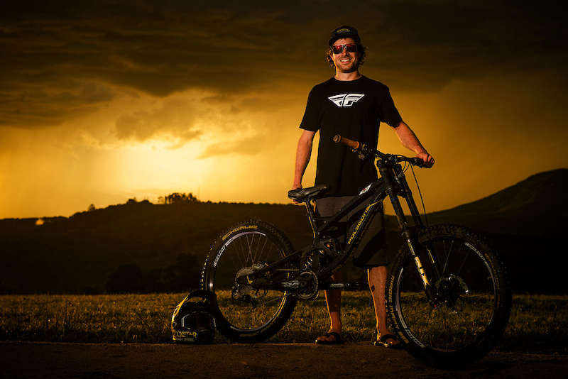 Kurt Sorge Joins Team FLY Racing