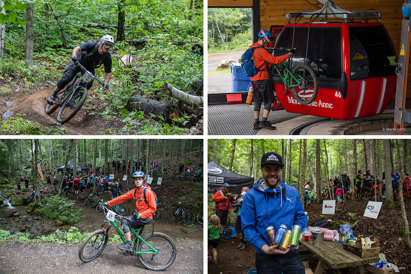 The Mountain Bike Tourist Quebec Road Trip Part Two - Mont Sainte Anne