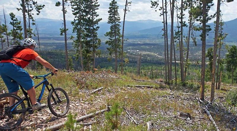 Sidewinder Trail