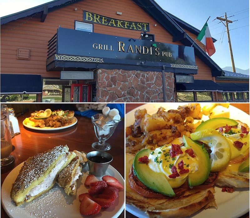 Another breakfast option is at Randi s Grill and Pub. They are expanding to breakfast and THEY know had to add Avocados