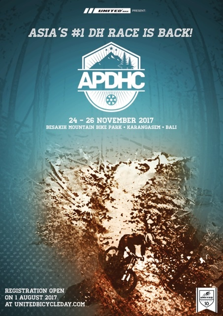 Asia Pacific Downhill Challenge 2017