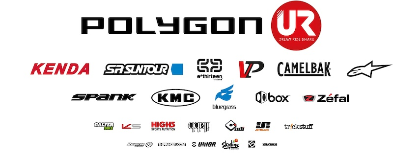 2017 Polygon UR team launch