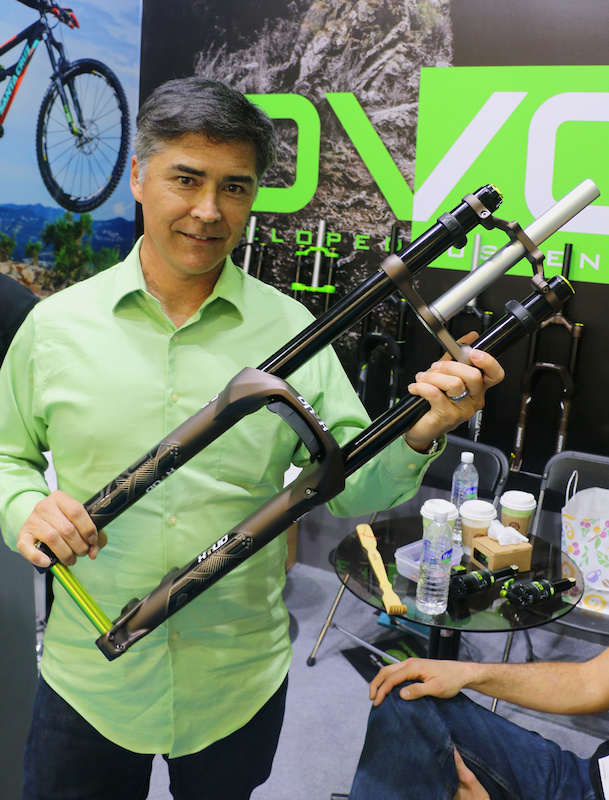 DVO's New Onyx and Beryl Forks Aim to Lower the Price on