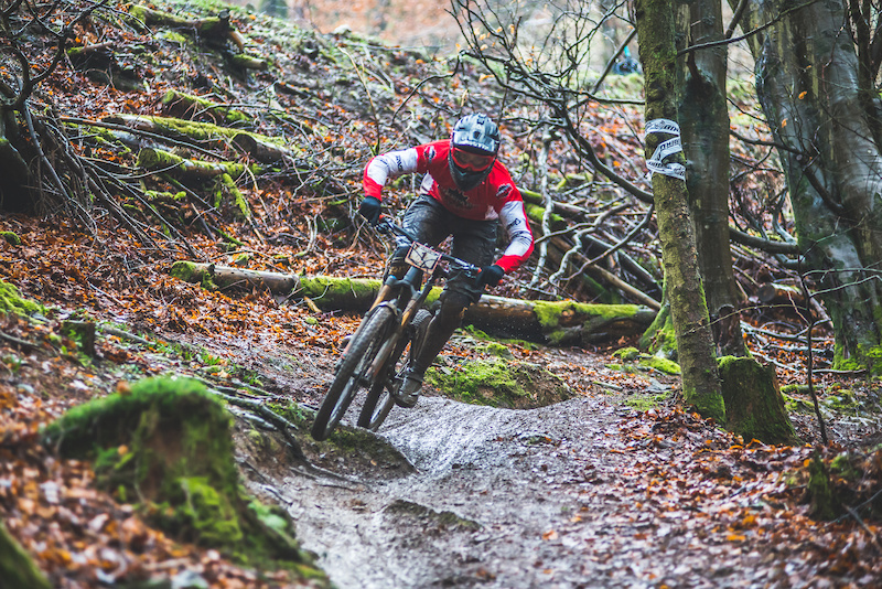 Haibike Welsh Gravity Enduro Mash Up Cwmcarn