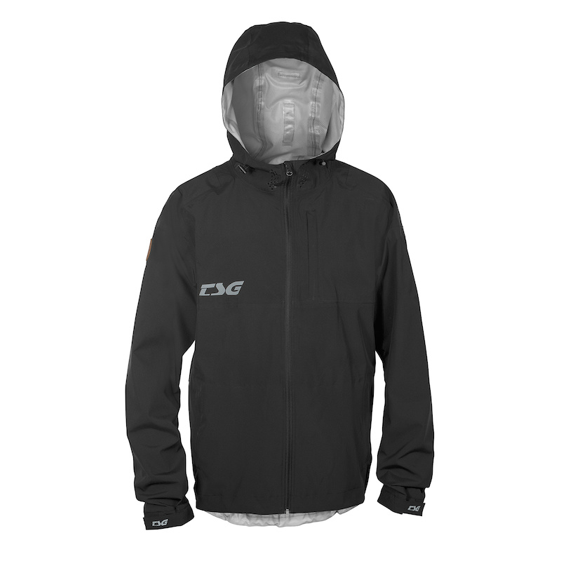 TSG Drop Jacket from the summer 2017 line. Your all-weather pass to the trails.