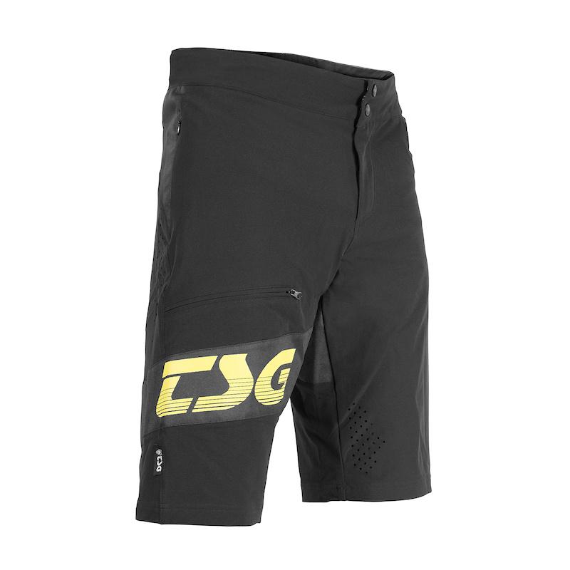 SP1 Bike Shorts front