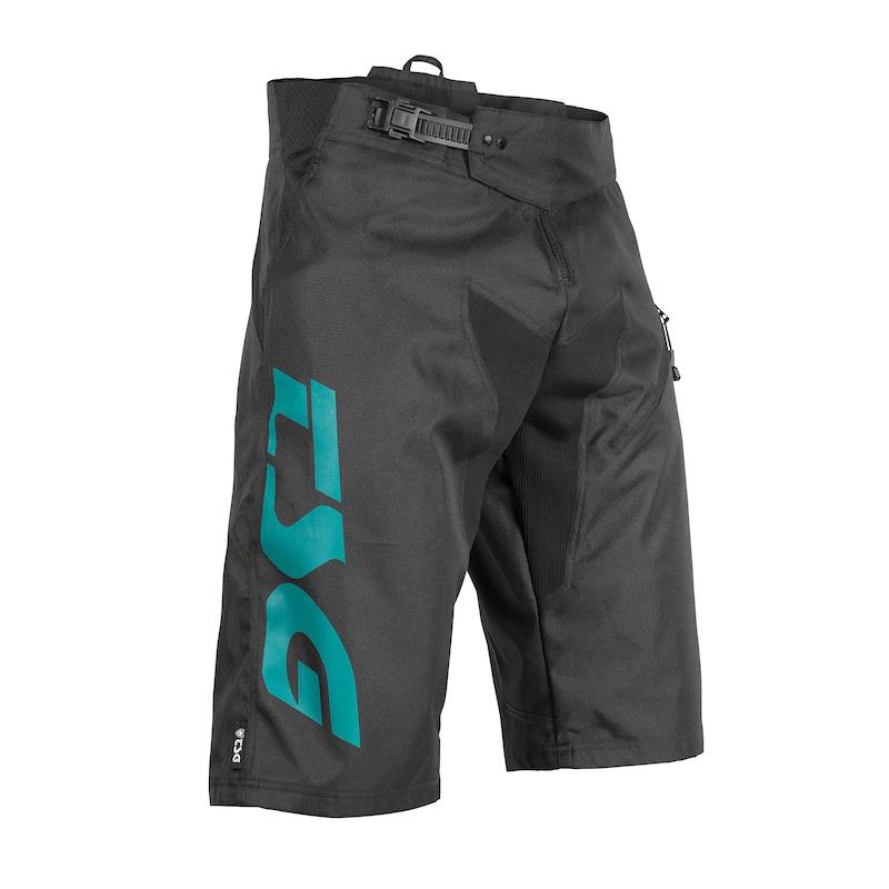 AK1 Bike Shorts front