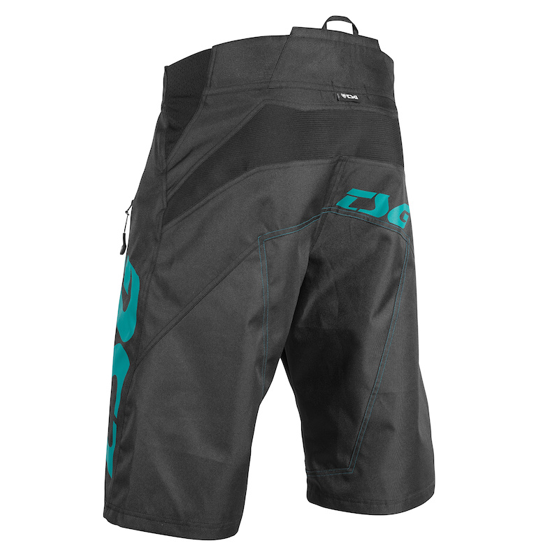 AK1 Bike Shorts back