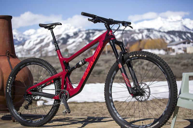2016 Santa Cruz Hightower C S 29 Bike For Sale