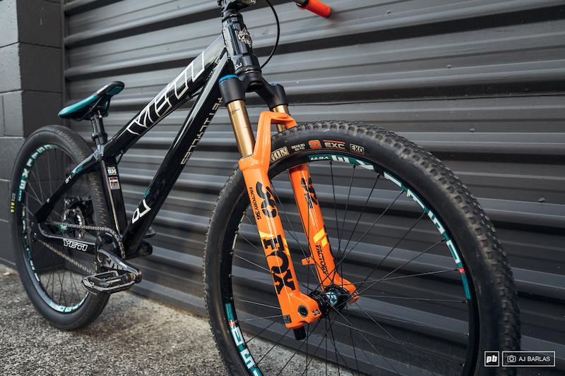Thumbnail for 10 Pumptrack Bikes from Crankworx Rotorua 2017 - Pinkbike