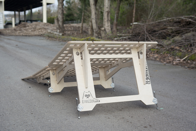 how to build a scooter kicker ramp