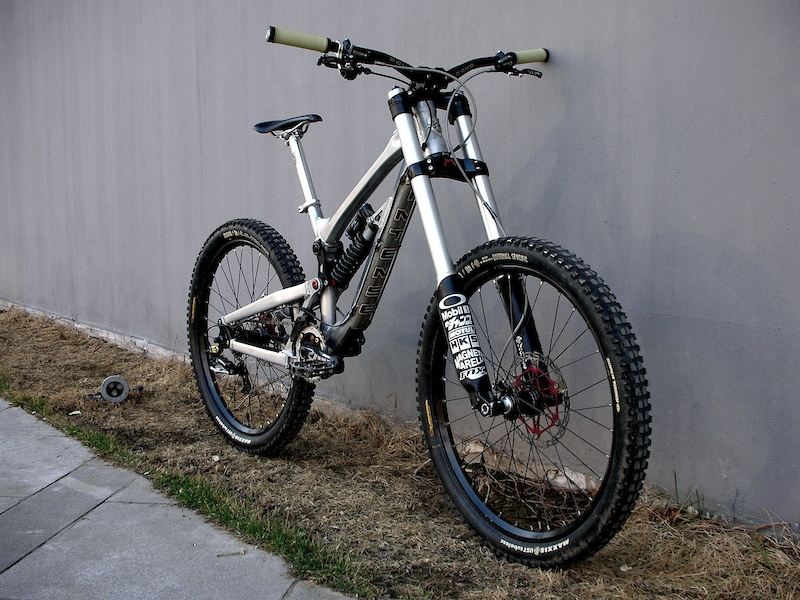 marzocchi hope tech fox renthal e thirteen control tech