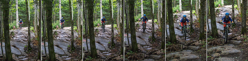 The Mountain Bike Tourist - Quebec Road Trip Part Three - Sentiers du Moulin