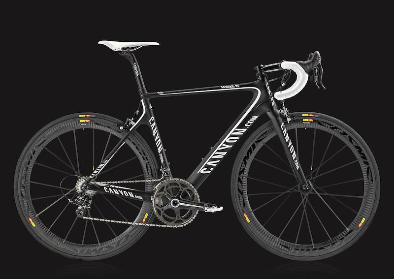 2013 Canyon Aeroad CF 9 0 Pro Road Bike - Medium For Sale