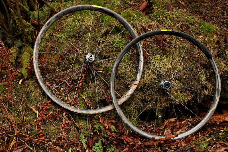 Mavic XA Pro Carbon Wheels - Review