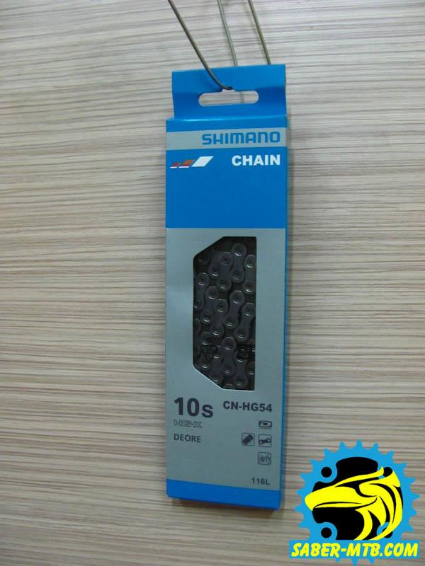 Shimano HGX-54 ch