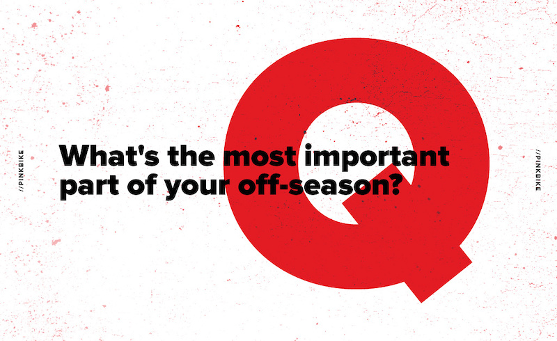 1 Question: What's the Most Important Part of Your Off