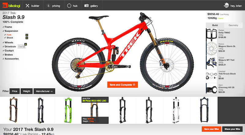 Bikologi Build Your Dream Bike