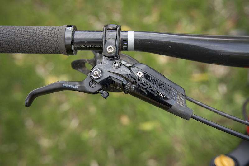 SRAM Code RSC Brakes - Review - Pinkbike
