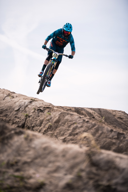 Cody Kelley and the Sea Otter Dual Slalom
