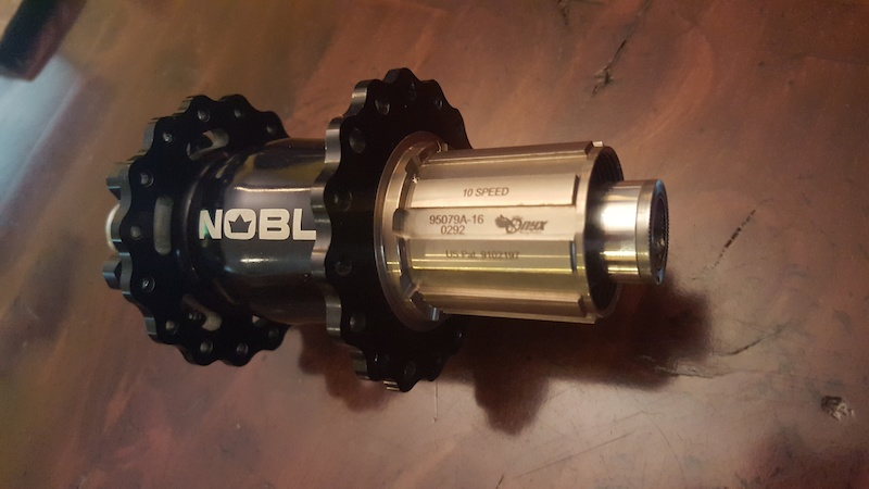 2016 NOBL / Onyx Rear Hub 12x142 SILENT and INSTANT For Sale