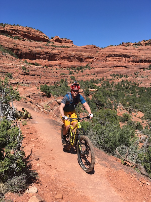 Mescal Mountain Bike Trail Sedona Az Trailforks