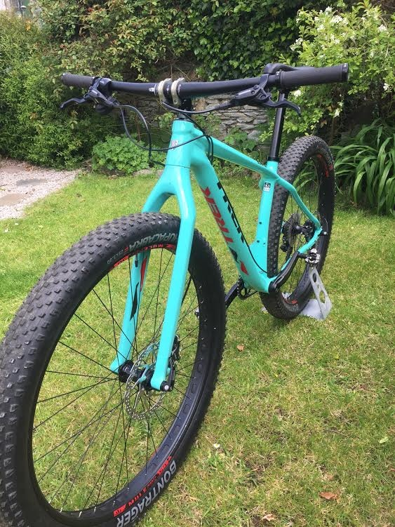 2016 Trek Stache 5 complete bike 17.5/18.5