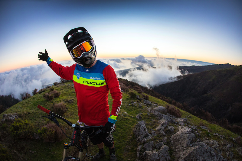 Enduro World Series Madeira Film Festival 2017. Photo by Jacob Gibbins.