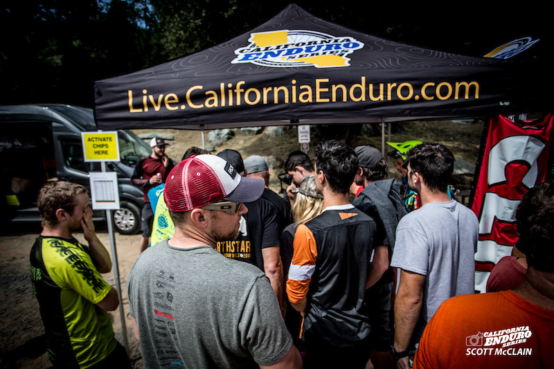 California Enduro Series 2017 Mammoth Bar Enduro