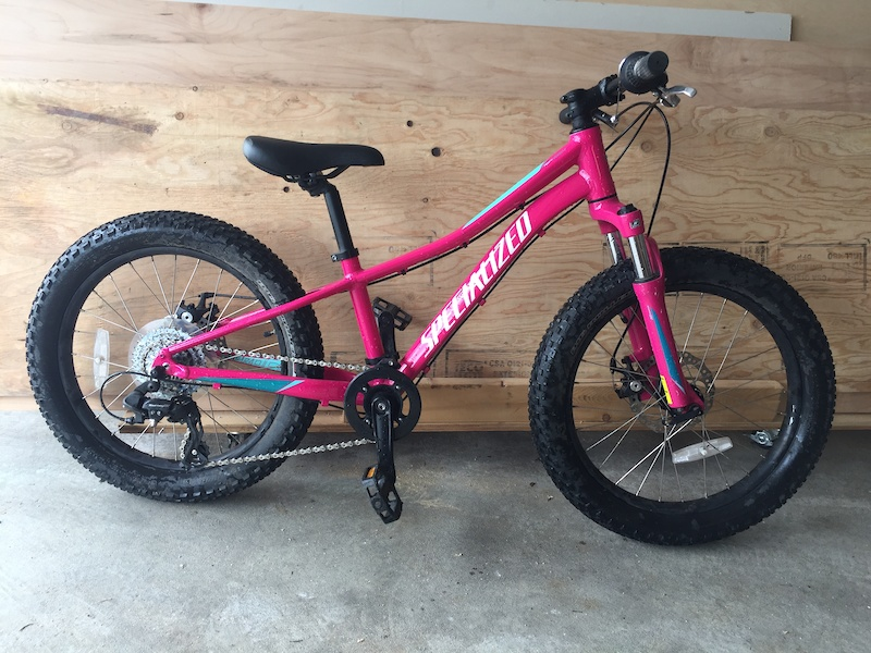 Bikes For 10 Year Olds >> 2016 Specialized Riprock 20 For Sale