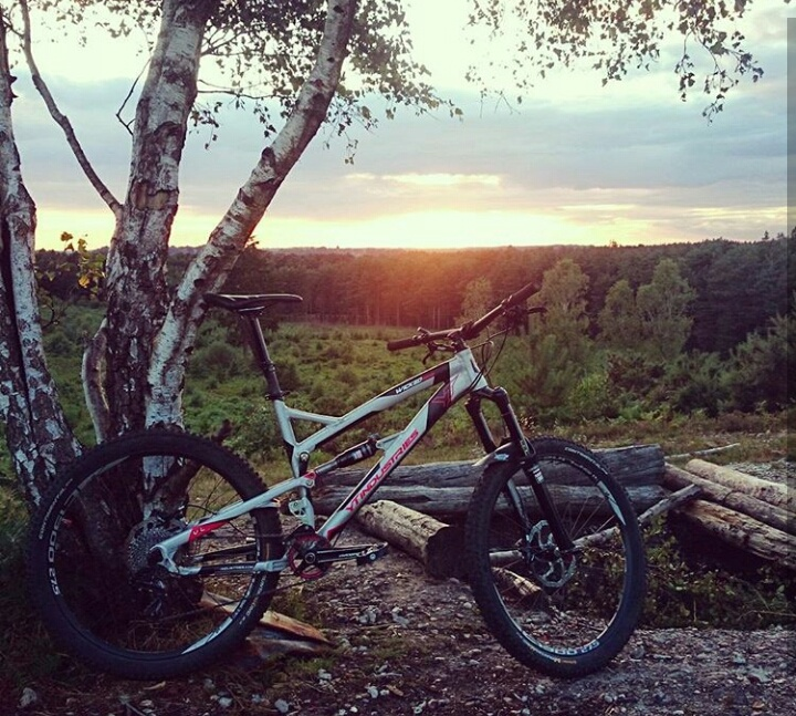 2013 YT Industries Wicked 650B (27.5