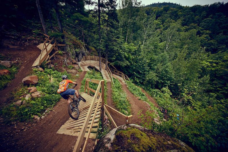 Outaouais Mountain Bike Trails Trailforks