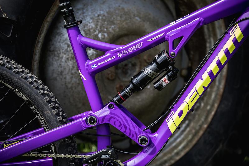 James Shirley joins Identiti Bikes