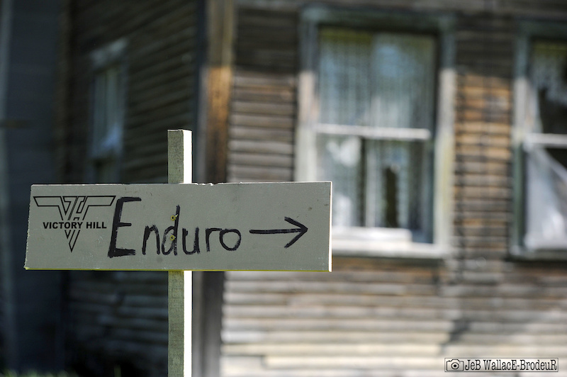 Vittoria ESC Enduro at Victory Hill