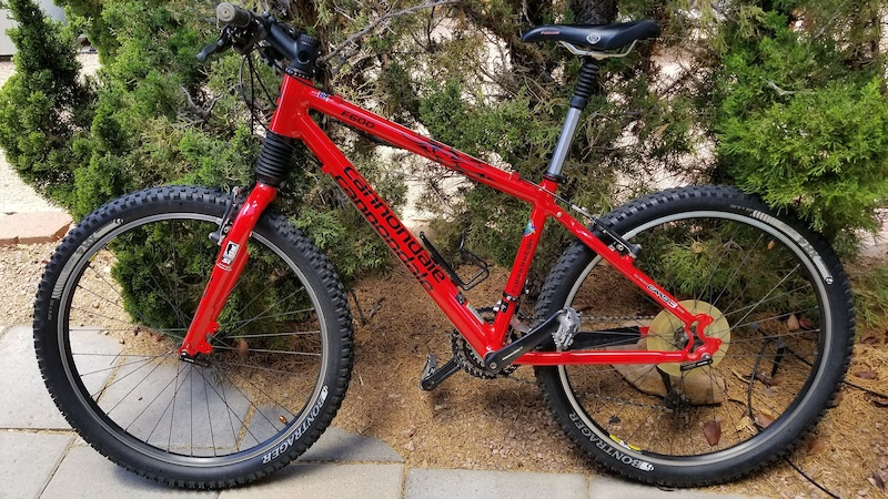 2000 Cannondale F600 For Sale