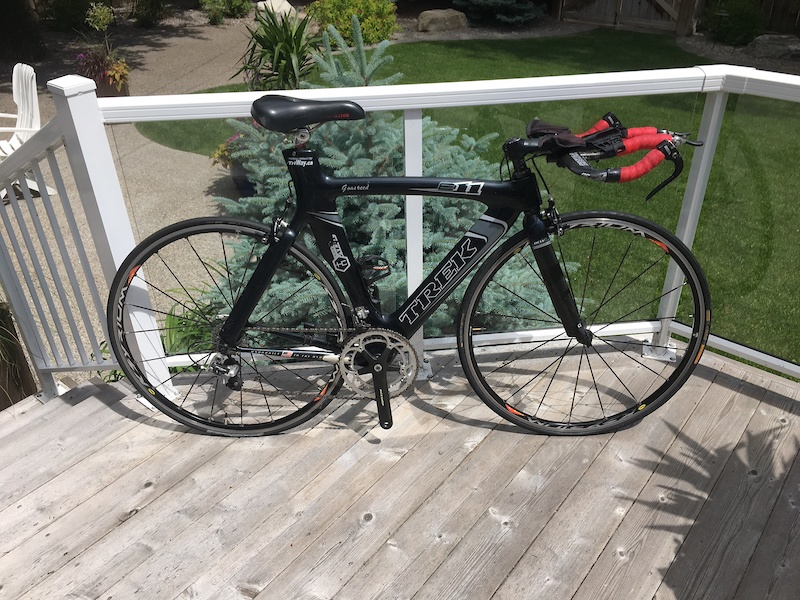 2006 Great Deal on Trek E11 OCLV Tri Bike For Sale
