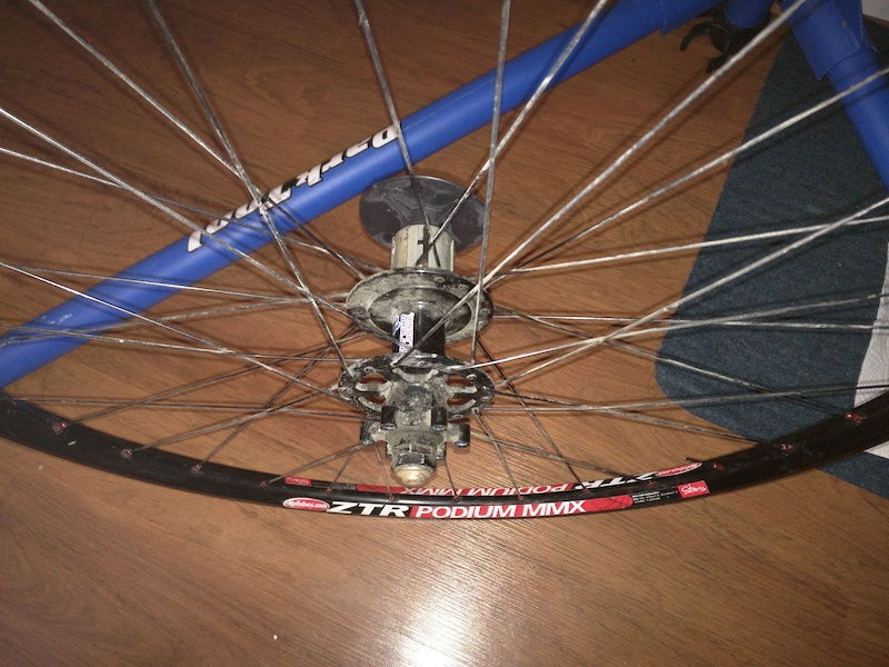 American Classic Wheels For Sale Of Ztr Podium Mmx 26 Rear Wheel W American Classic Hub For Sale