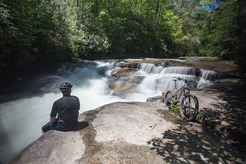 The Mountain Bike Tourist - Brevard North Carolina