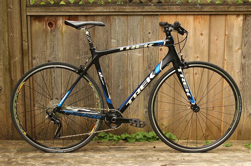 2011 Trek Madone 4.5 Carbon