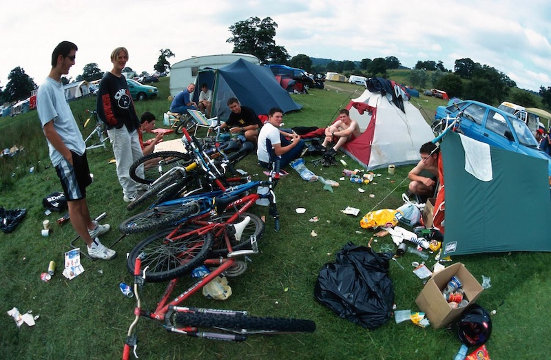 Carnage. Picture by Geoff Waugh.