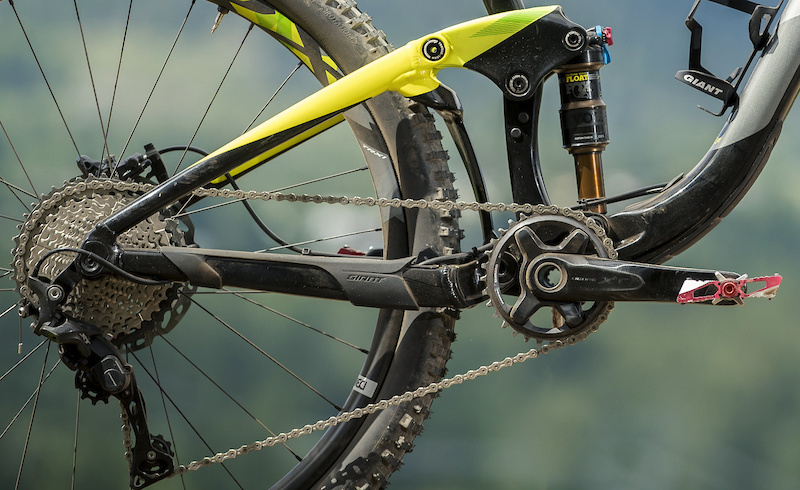 Giant Trance Advanced 1 - Review - Pinkbike