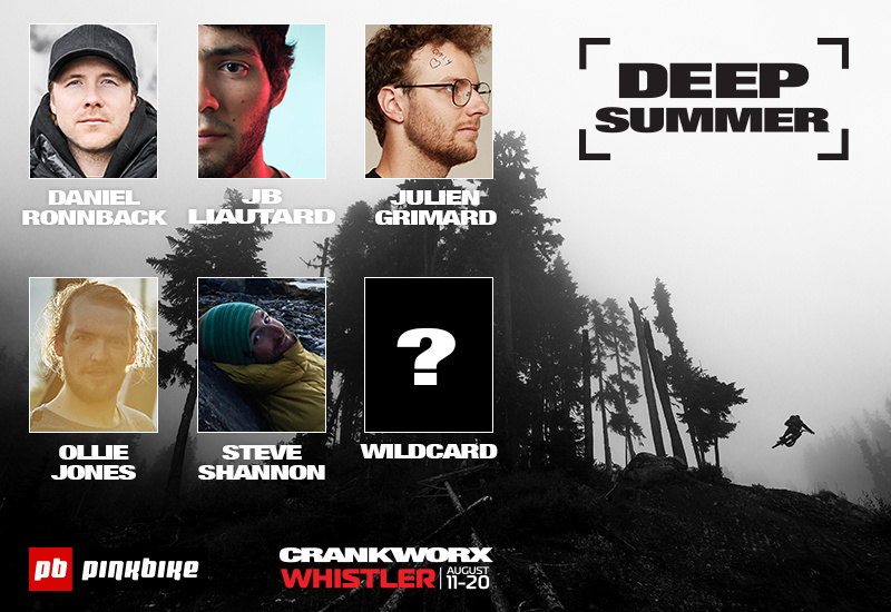 Enter the Deep Summer Wildcard Contest