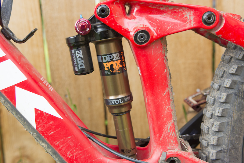 Fox Float DPX2 Shock - First Ride - Pinkbike