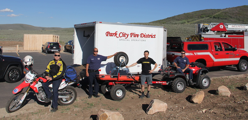 Success Story Trailforks Search and Rescue