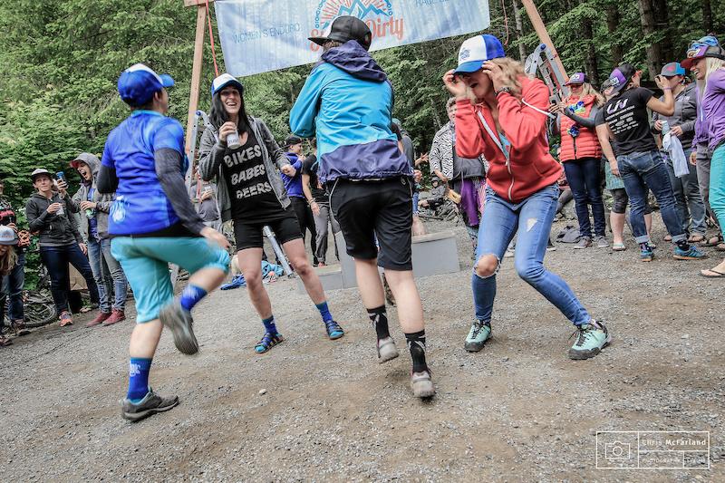2017 Sturdy Dirty Womens Enduro Series Round One- Tiger Mountain