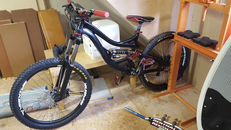 2009 Specialized SX Trail