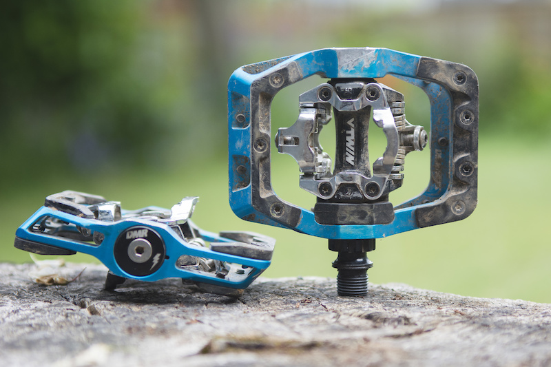 Pedals Dual Function Quick Release Fast//Free on Balls//Dual